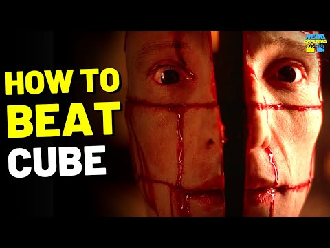 """How to Beat the DEATH MAZE in """"CUBE"""" (1997)"""