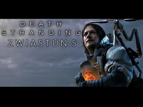 DEATH STRANDING - ZWIASTUN #5 - Data Premiery/Reakcja