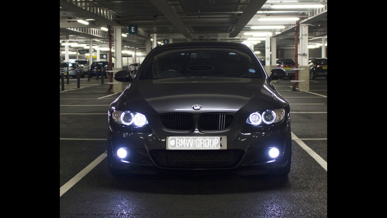 How To Change Fog Light Bulb On A Bmw E92 3 Series Diy
