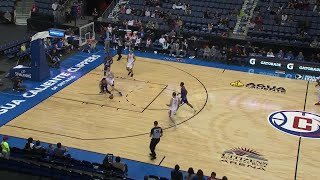 Jeremy Senglin (15 points) Game Highlights vs. Agua Caliente Clippers
