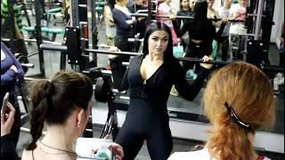 Саша Браун (Sasha Brown) в Papa Smith Fitness