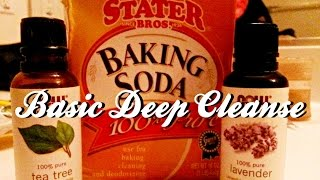 Basic Deep Cleanse