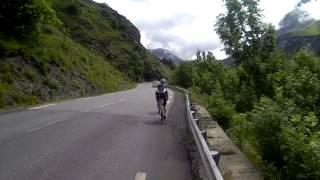 JEPJEP Climbing Galibier form Deux Alps Part 2