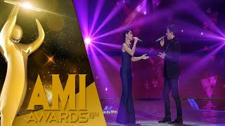 noah feat yuni shara dengan andaikan kau datang kembali ami awards 2016 28 sept 2016