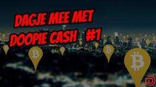 🏃 Dagje Mee met Doopie Cash | VLOG#1 | Bitcoin & Crypto