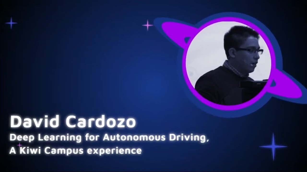 Image from David Cardozo - Deep learning for autonomous vehicles, case: Kiwibot - PyCon Colombia 2019