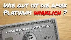 American Express Platinum Card: Kritischer Erfahrungsbericht