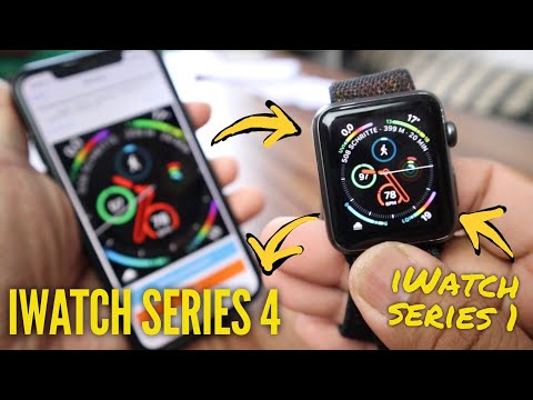 Convert Apple Watch 1 To 4 😱😱😱