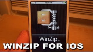 Winzip iOS Application Review