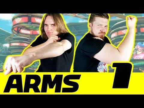 Let's Show Arms [German][#1] - Zwei Armlängen Vorsprung!