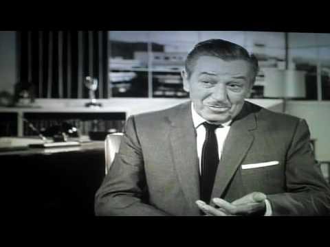 Walt Disney on Saludos Amigos/Three Caballeros
