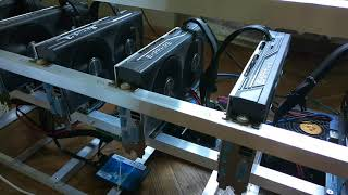Майнинг на AMD RX 580 (sapphire pulse 8gb) + hiveos. Доход, окупаемость и тд.