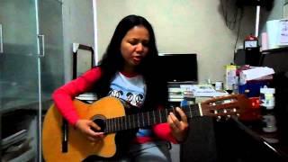 Happy birthday guitar by Eimee Velarde