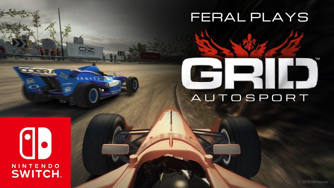 Δείτε τα 3 mode γραφικών του GRID Autosport