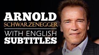 ENGLISH SPEECH | ARNOLD SCHWARZENEGGER: Help Others (English Subtitles)