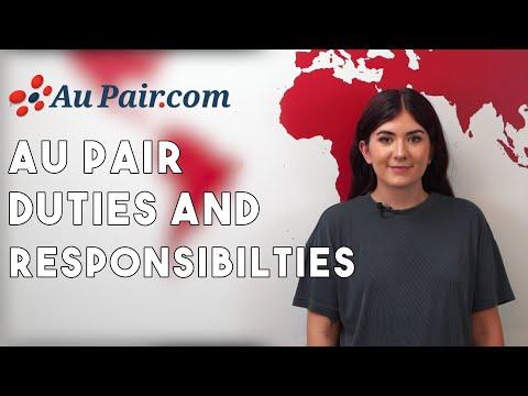 Au Pair Duties and Responsibilities | AuPair.com