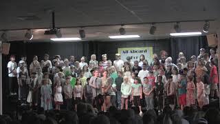 Walker Elementary   All Aboard for Broadway