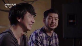 MV88で録る!柏倉隆史&伊澤一葉 セッション