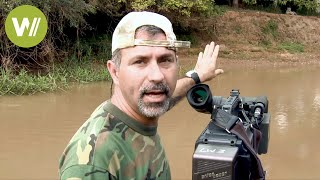 Behind the scenes of a wildlife documentary - Filming dangerous animals in Brazil