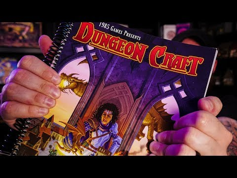 DUNGEON CRAFT! Affordable Paper Tiles and Scatter Terrain for D&D - SPONSORED