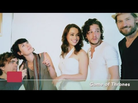 Game Of Thrones Cast Photos