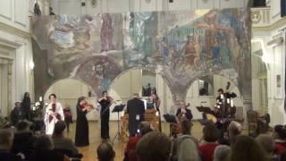New Trinity Baroque - Predrag Gosta Handel - Serse - Frondi tenere... Ombra mai fu - Dragana Popovic