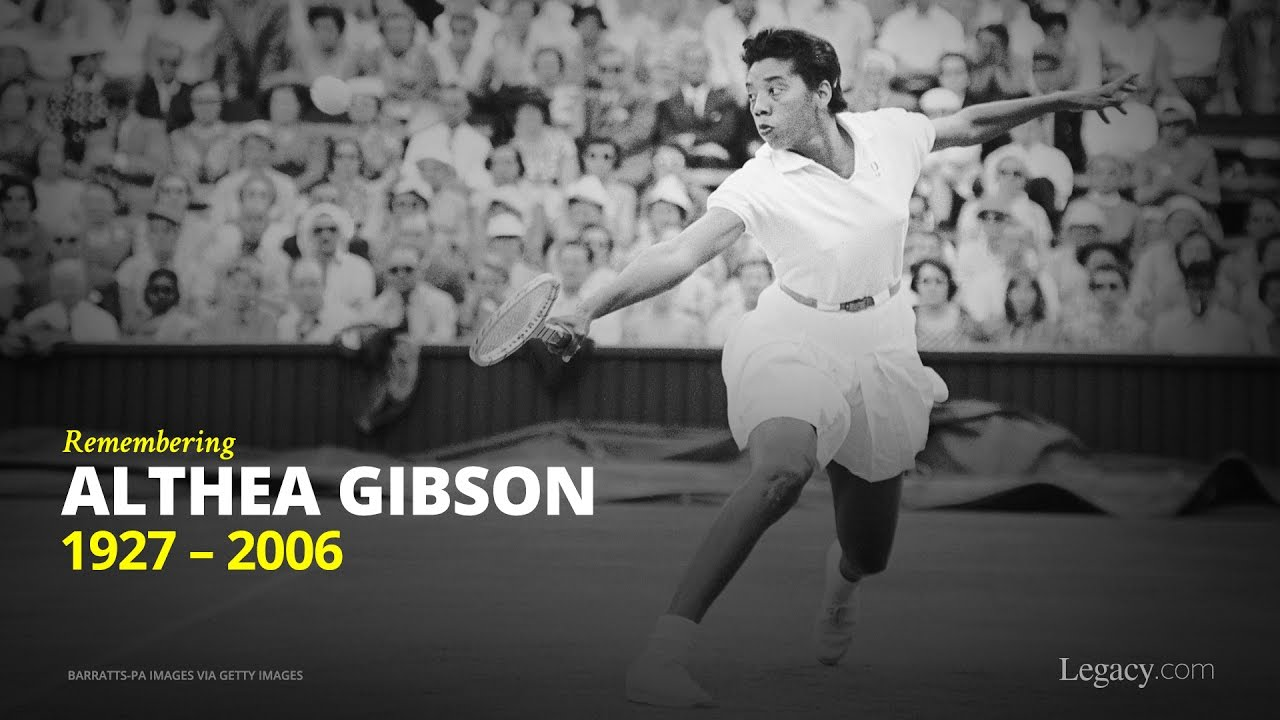 Remembering Althea Gibson