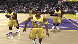 Playing NBA Live 2004 in 2018