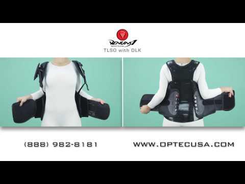 tlso back brace instructions