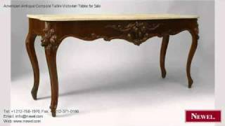 American Antique Console Table Victorian Tables For Sale