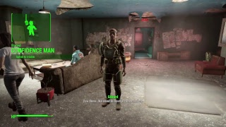 Fallout 4!! Come and CHOOSE! MY! PERKS! Ep.3 road to 150 subs!