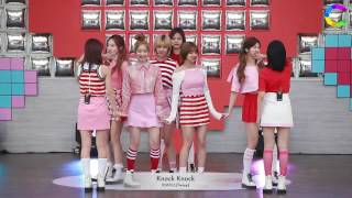 Gambar cover [HD 720p] 170505 TWICE - KNOCK KNOCK @ MBC '2017 New Life for Children'