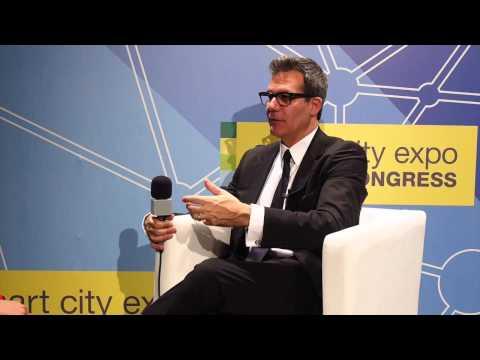 Richard Florida Interview, the Smart City Expo World Congress, Barcelona, November 2013