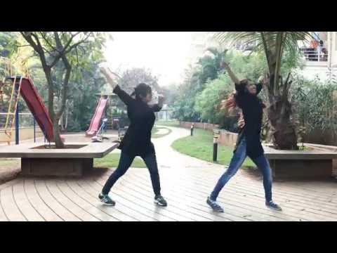Ambarsariya + Suit   Bhangra +Hip Hop Dance Cover   Agrima & Pratiksha