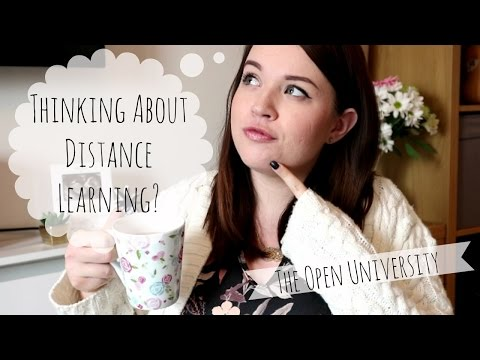 So You're Thinking About Distance Learning? | The Open University | Ask Me Questions!