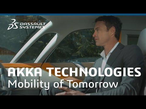 Akka Technologies - Mobility of Tomorrow - Dassault Systèmes