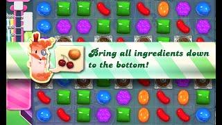 Candy Crush Saga Level 422 walkthrough (no boosters)