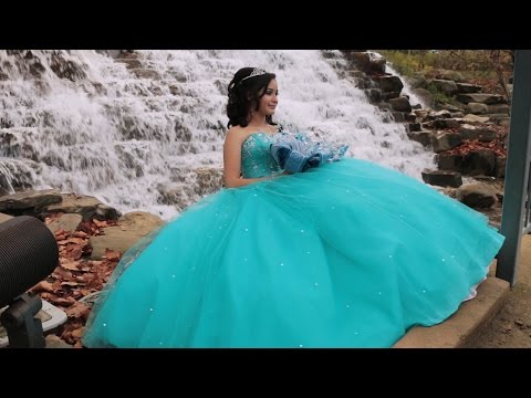 Vanessa -Quinceañera Highlights