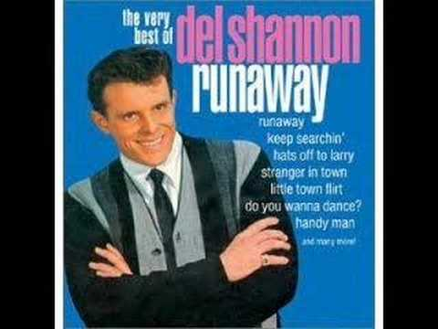 Del Shannon - Hats Off to Larry