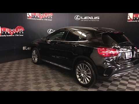 Black 2018 Mercedes-Benz GLA GLA 250 Sport Package Review Edmonton Alberta - Lexus of Edmonton