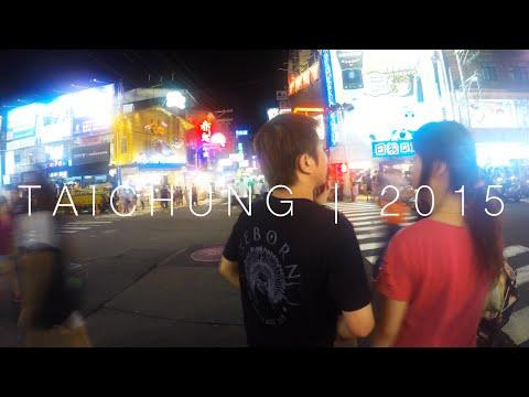 Exploring Taichung