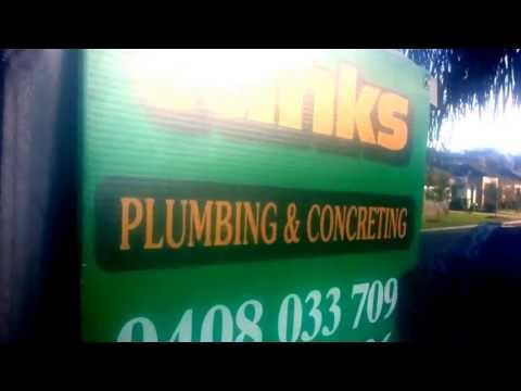 Tanks plumbing 0408033709 for all your plumbing, drainage and property maintenance needs