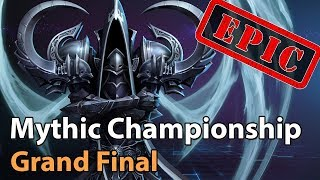 ► EPIC Heroes of the Storm: Mythic Championship Grand Final - Heroes Lounge