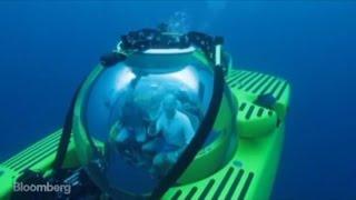 Big Boys Toys Expo: Luxury Submarine, $3M Bike