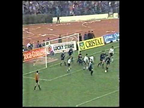 1992 - U. de Chile vs Colo Colo - Campeonato Nacional