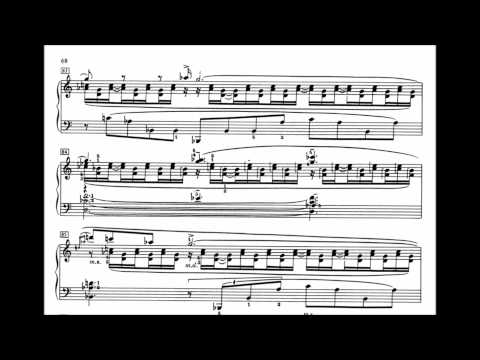 A. Scriabin: Vers la flamme (Sofronitsky)