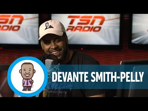 My First Time Ever Devante Smith-Pelly on Cabbie Presents Podcast