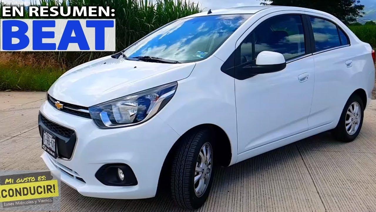 Resumen Chevrolet Beat 2019 Top 2 Subcompacto Mas Vendido