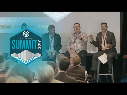 Driving a building's design with VR and AR | BuiltWorlds Summit '17