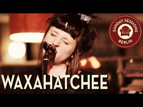 Waxahatchee unplugged - Sunday Sessions Berlin
